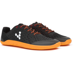 Vivobarefoot M's Stealth 2 Shoes Black/Orange
